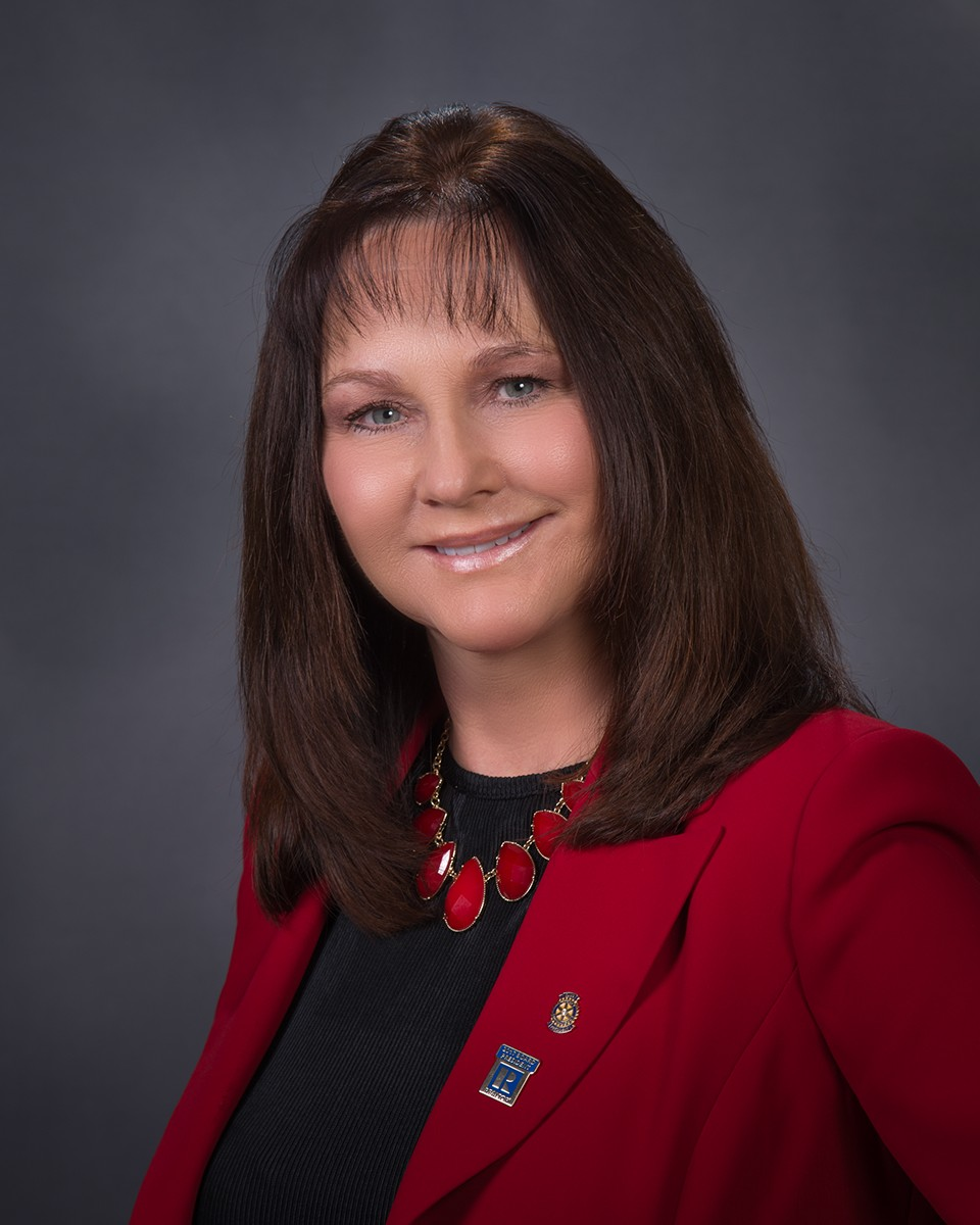 Jan Hudson, President Elect of East Valley Association of Realtors