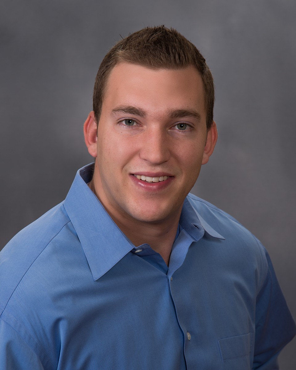 Nate Pascale, Communications/Technology Director