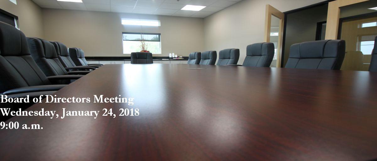 Permalink to: Board of Directors Meeting