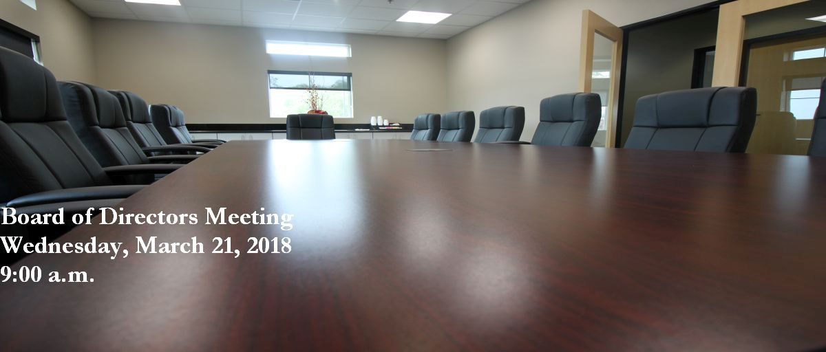Permalink to: March Board of Directors