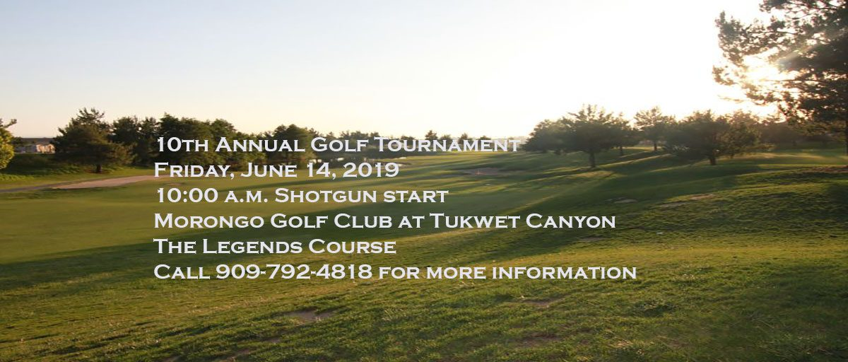 Permalink to: 10th Annual Golf Tournament