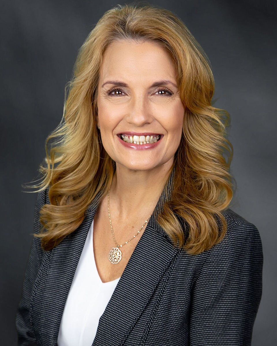 Janine Nielsen, Past President of East Valley Association of Realtors