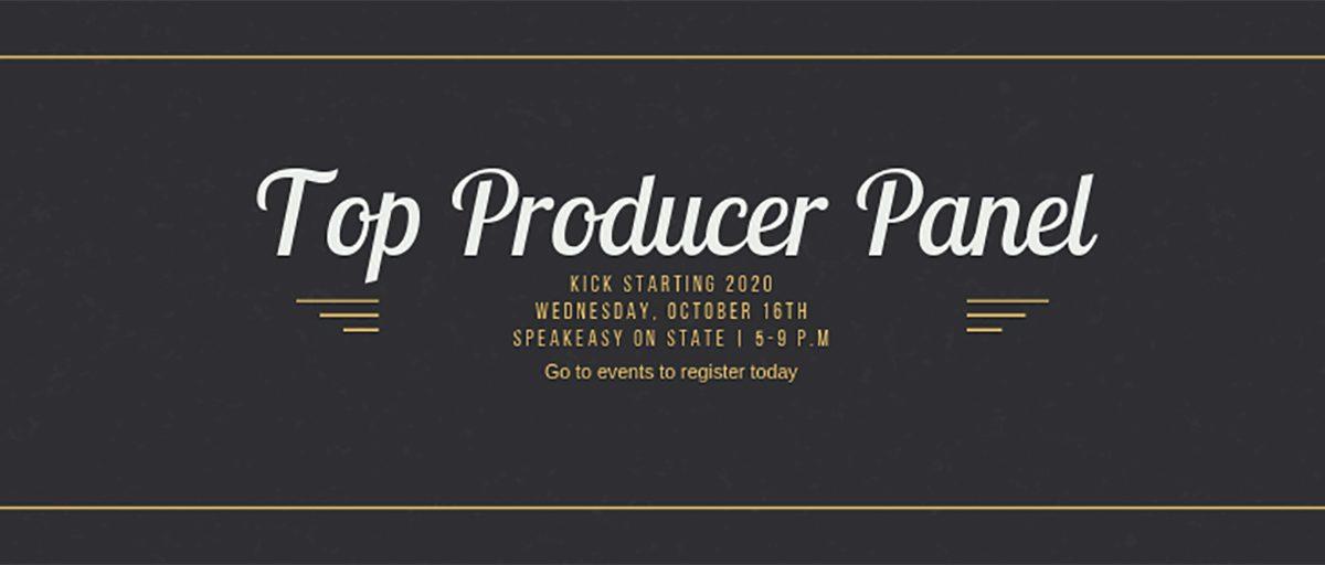 Permalink to: Top Producer Panel-Kick Start 2020